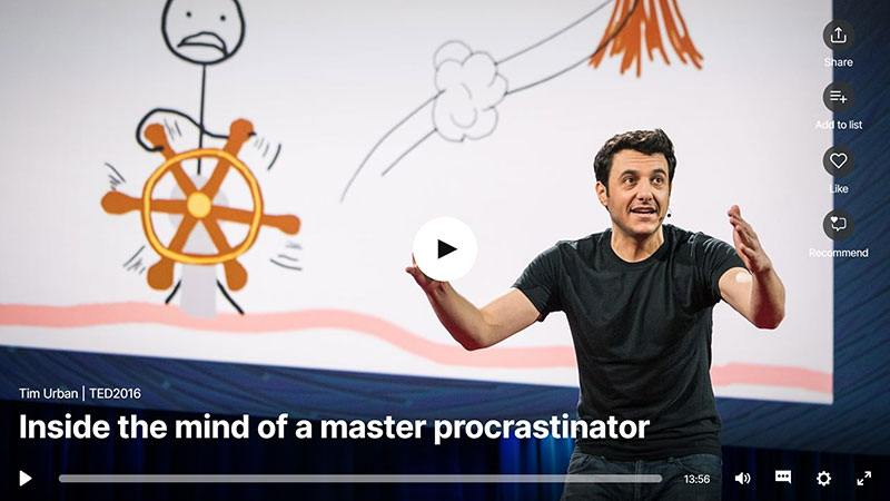 Morning Dough - Inside The Mind of a Master Procrastinator