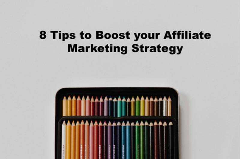 Morning Dough - 8 Tips to Boost your Affiliate Marketing Strategy