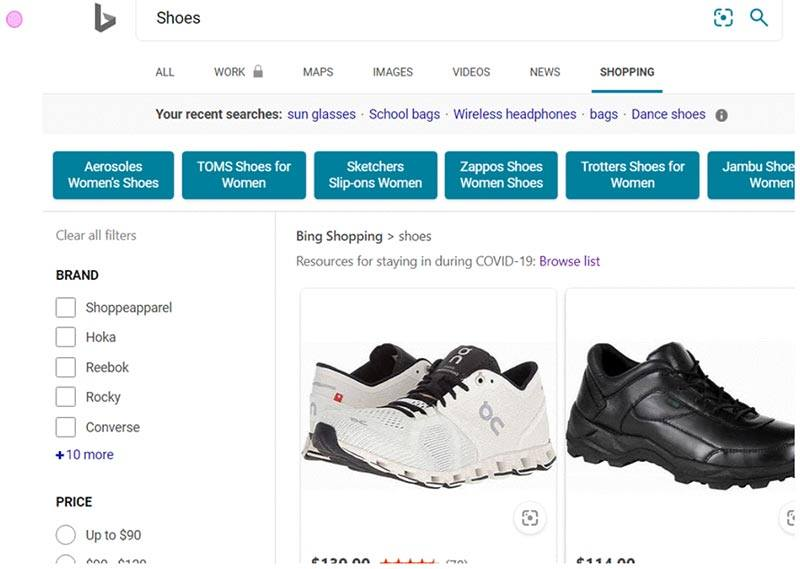 Bing Brings Visual Search To Product Ads