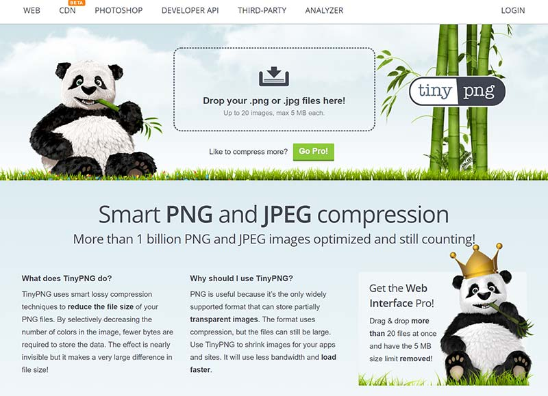 Morning Dough - Convert Any Major Image Format Into A Highly Optimized JPEG