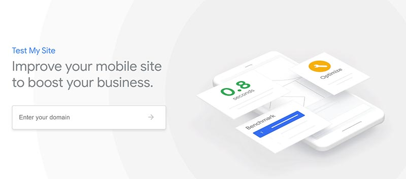 Improve Your Mobile Website To Boost Your Business Using Google Test My Site