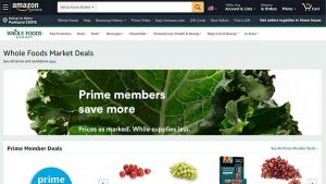 Total Number Of Online Grocery Orders In The US Reached A Record 62.5 Million