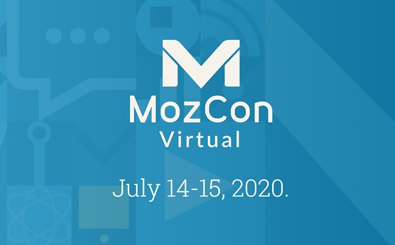 Join MozCon Virtual Conference on July 14-15, 2020