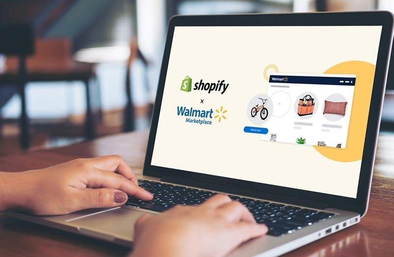 Morning Dough - Walmart To Integrate Shopify To Boost Its Walmart Marketplace