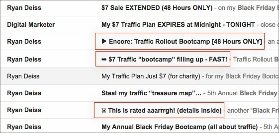 "11 ""Sneaky"" Tricks To DOUBLE & TRIPLE Your Email Conversions"