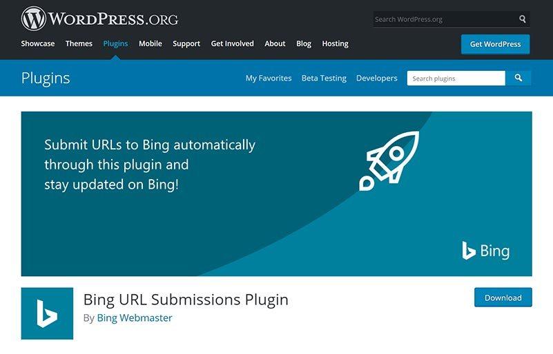 Bing WordPress Plugin Indexes Content Immediately