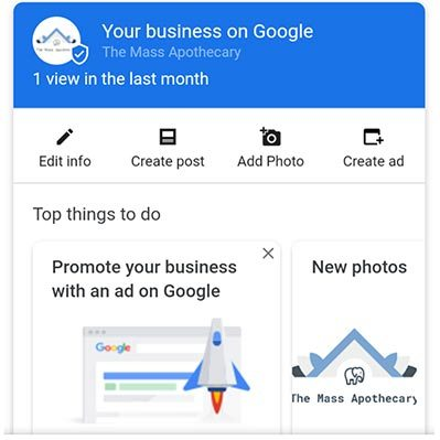 Get You Website To The Top By Using Google My Business