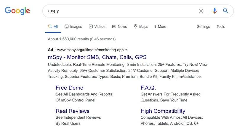 Google to Explicitly Ban Ads That Promote Spyware, Stalkerware