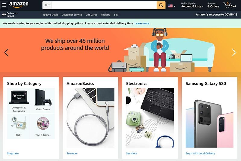 Huge Changes Are Coming To Amazon Shipping In Some Markets