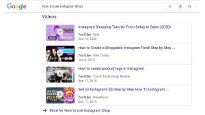 Google Search Allegedly Boosts YouTube Results Ahead of Competitors