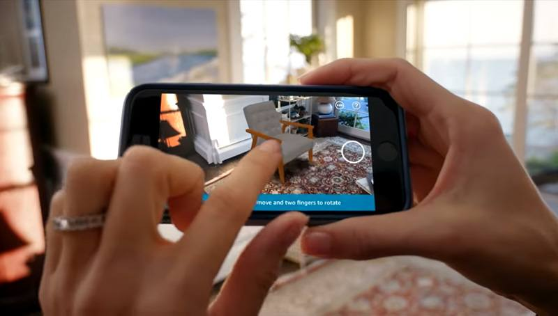 Amazon Rolls Out A New AR Shopping Feature For Viewing Multiple Items At Once