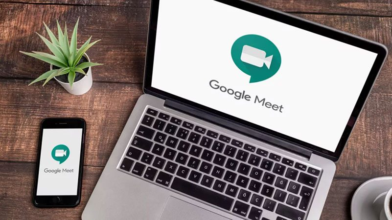 Google Meet Is Coming To Your TV