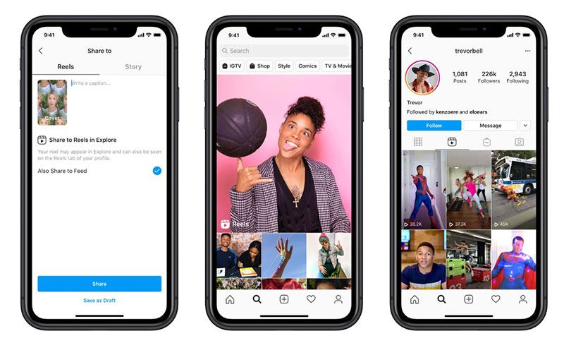 Instagram Reels Is Just TikTok For Basics. It'll Probably Be A Huge Hit