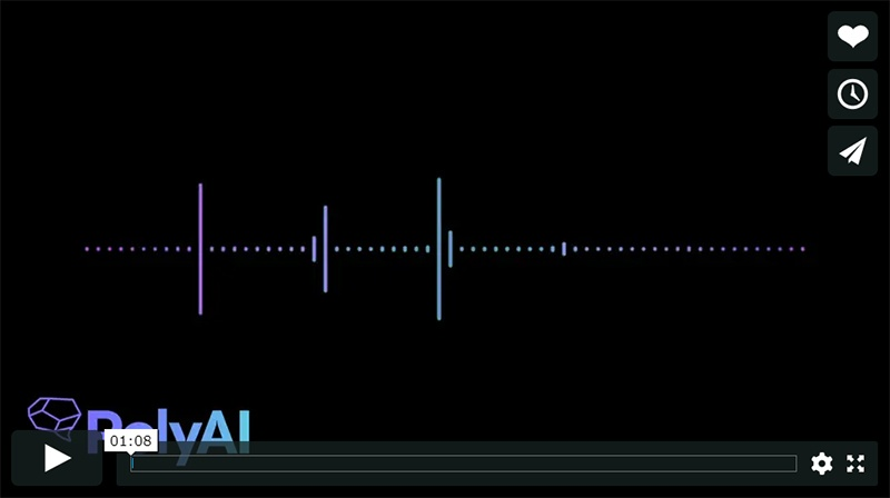 2 AI voice systems spoke to each other