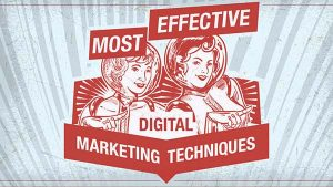 40 Most Effective Digital Marketing Tactics and Techniques in 2020