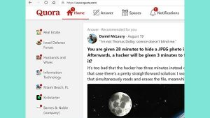 What Is Quora & Why Should Marketers Care About It?