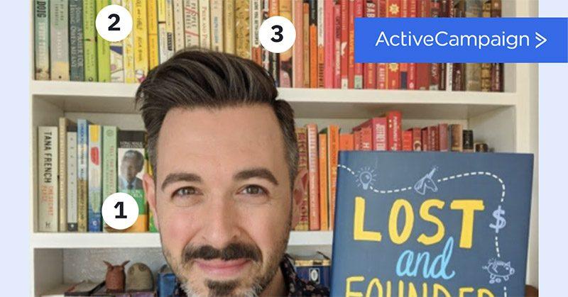 What Do Marketing Influencers Bookshelves Reveal?