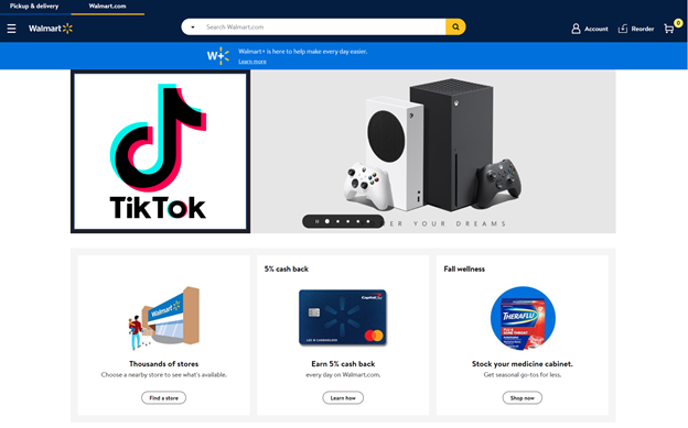 Why TikTok Deal Could Mean Big Growth For Walmart's Ads Business