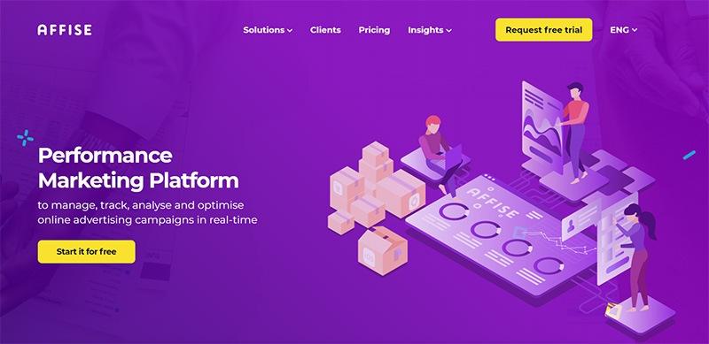 Affise - Performance Marketing Platform