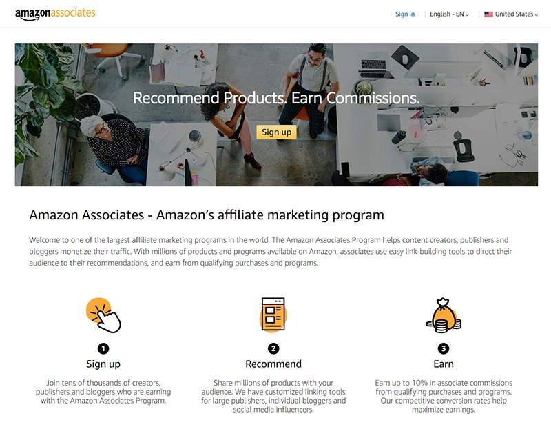 Amazon Associate Number – What Is Amazon Associate Number?