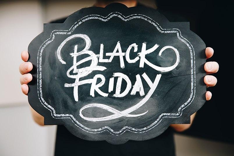 18 Creative Black Friday Marketing Examples