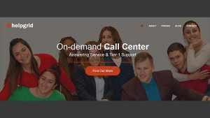 HelpGrid - On-demand 24/7 Call Center