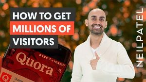 How Does Quora Get 500 Million Visitors Every Month