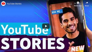 What Is YouTube Stories