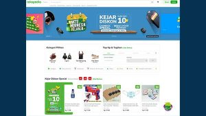 What is Tokopedia?