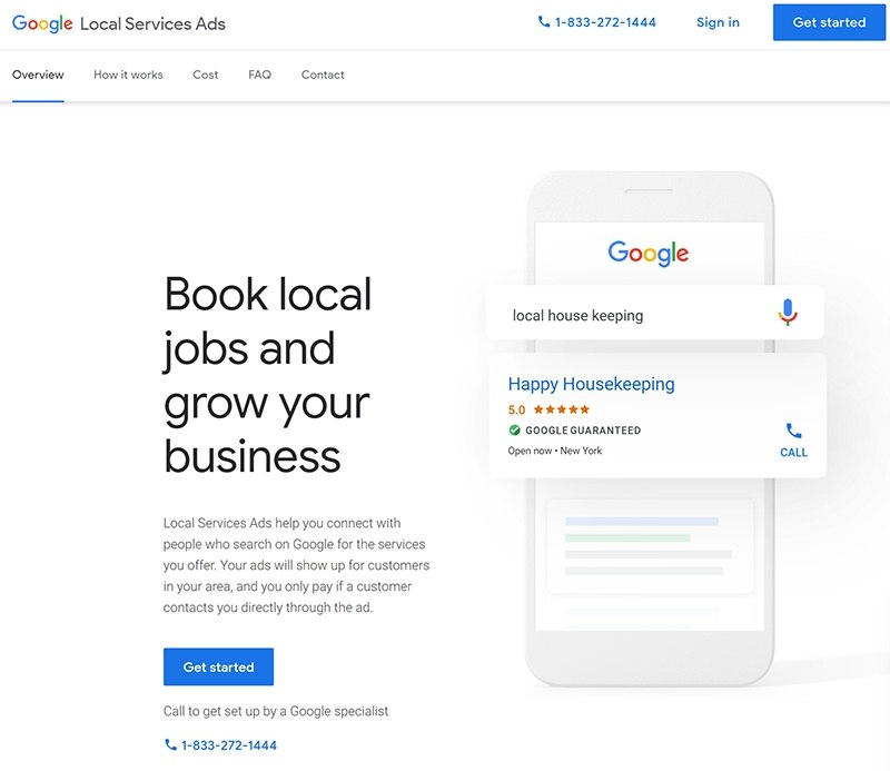 What Are Google Local Service Ads