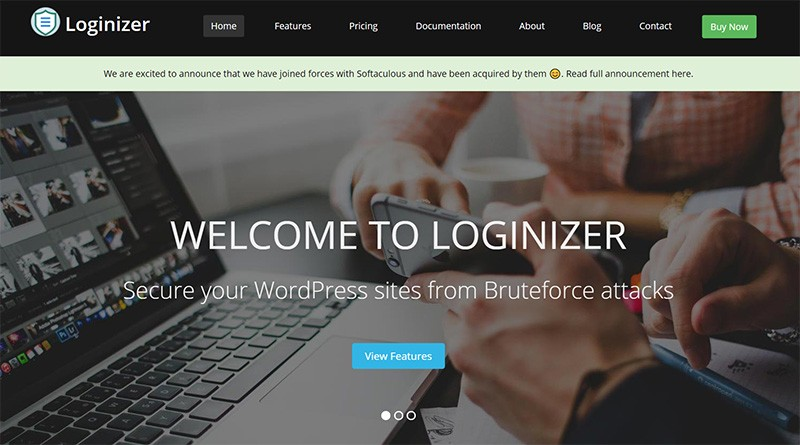 Loginizer WordPress – Hacking Protection Plugin