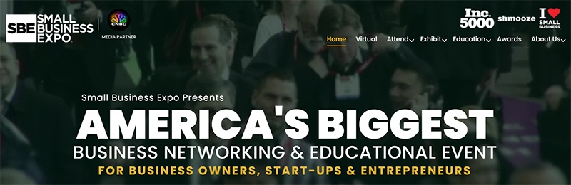 Small Business Expo & Virtual Small Business Expo