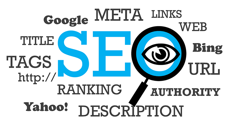 Types of SEO: Organic SEO, Local SEO, National SEO, Organic Local SEO