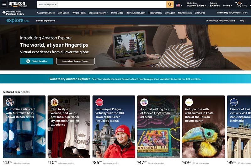 What Is Amazon Explore? (New Platform)