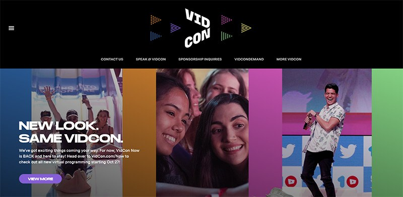 What Is Vidcon