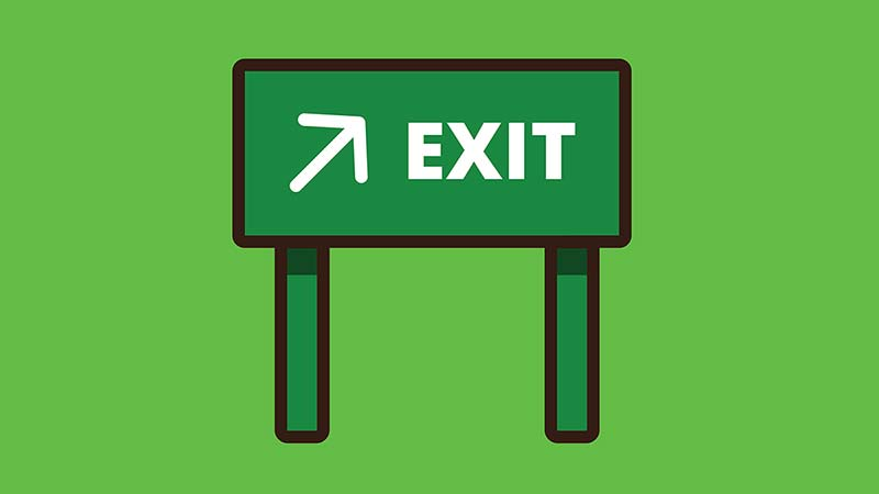 What is Exit Rate?