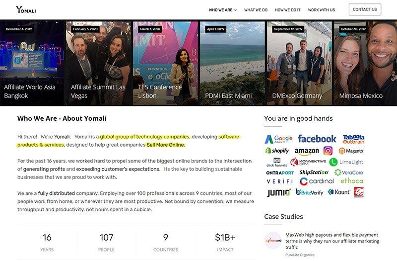 Yomali – Digital Global Technology Group