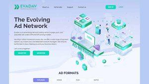 EVADAV, Push Notification Native Advertising Network