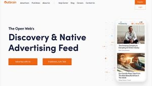 Outbrain Native Advertising Network & Discovery Platform
