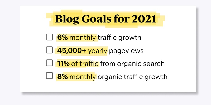 How Much Traffic is Good For a New Blog?