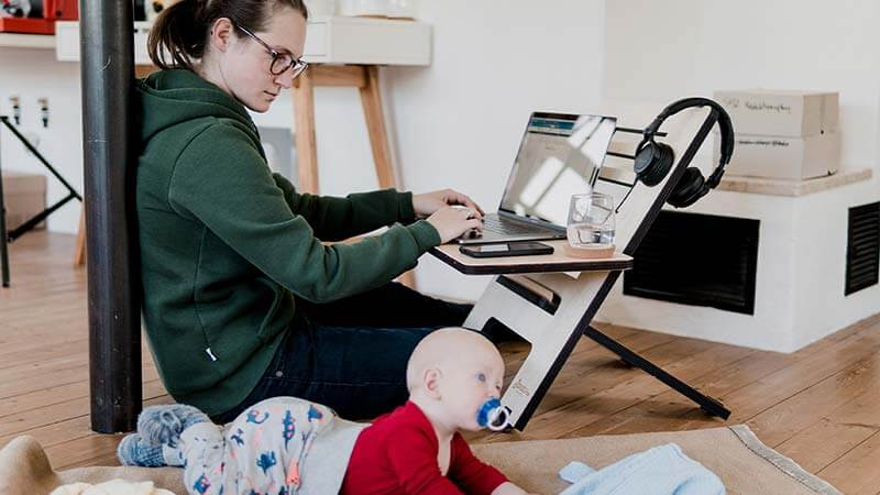 How to be Productive Working from Home?