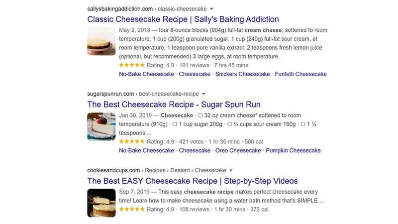What are Rich Snippets?