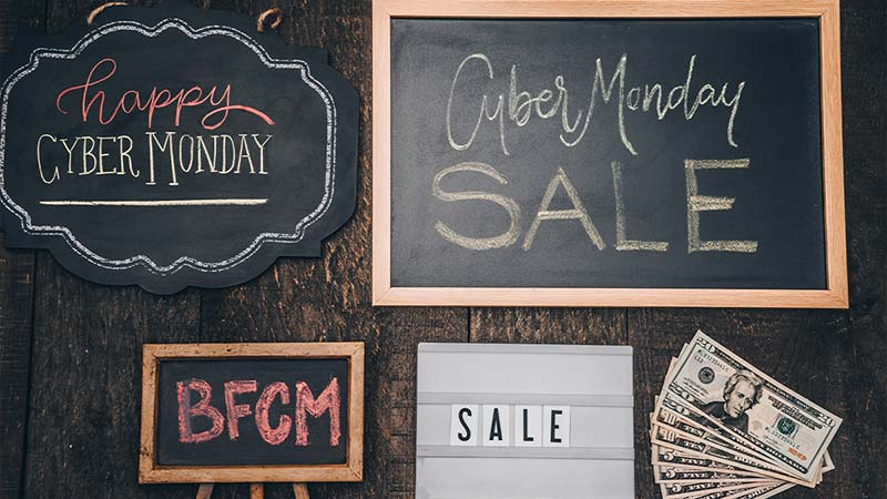 What are Black Friday and Cyber Monday Results? BFCM Results