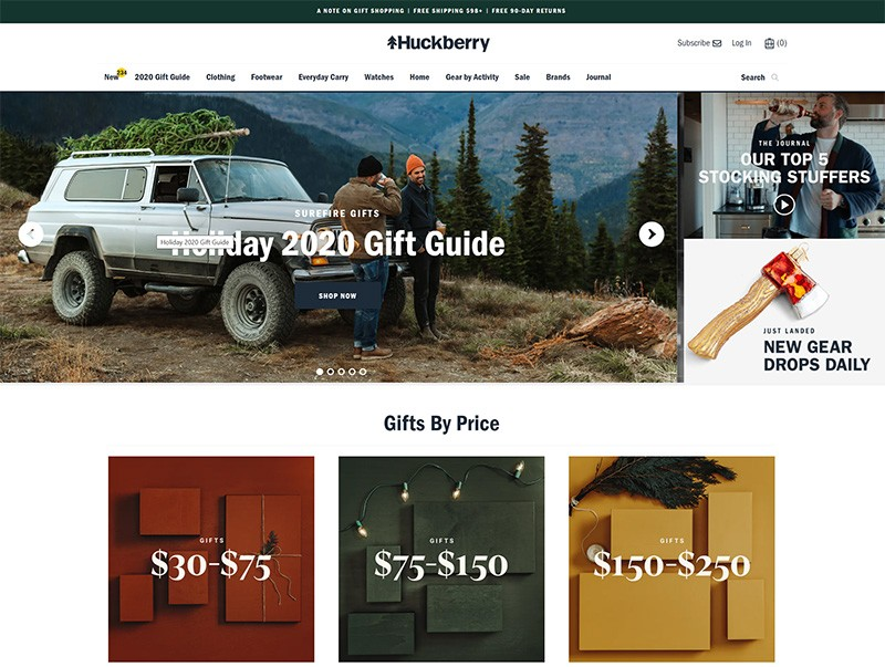 How Huckberry Went from $10,000 to $1,000,000 Revenue in One Year?
