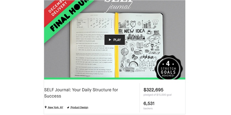 How a Successful Kickstarter Campaign Made $15k in 28 Hours?