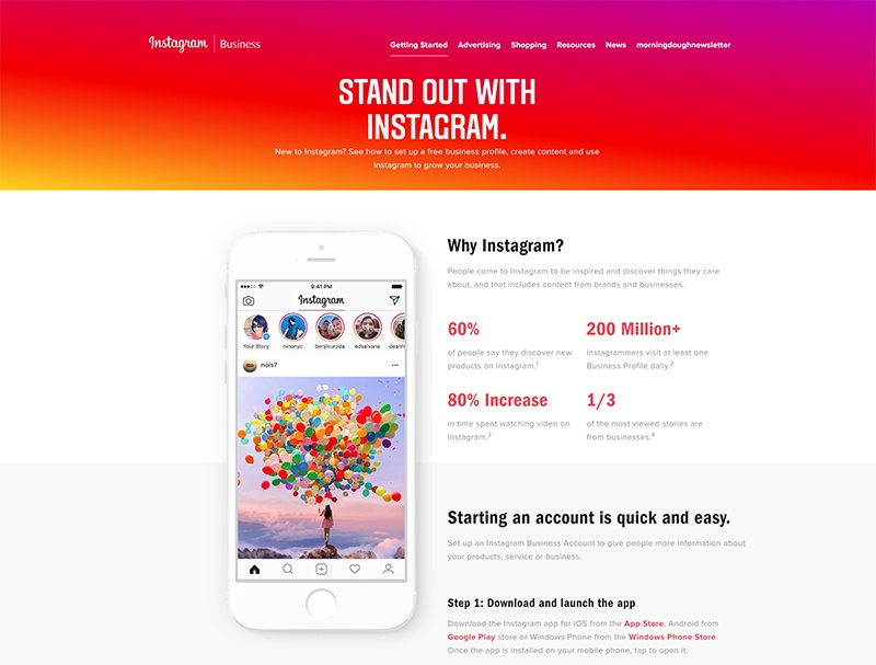 How to Switch to an Instagram Business Profile?