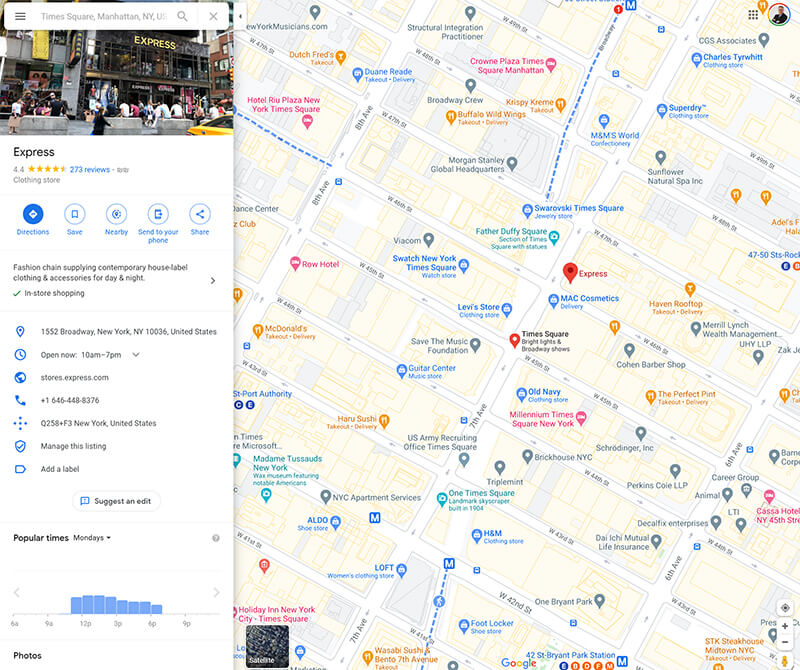 How to Add Business on Google Maps?