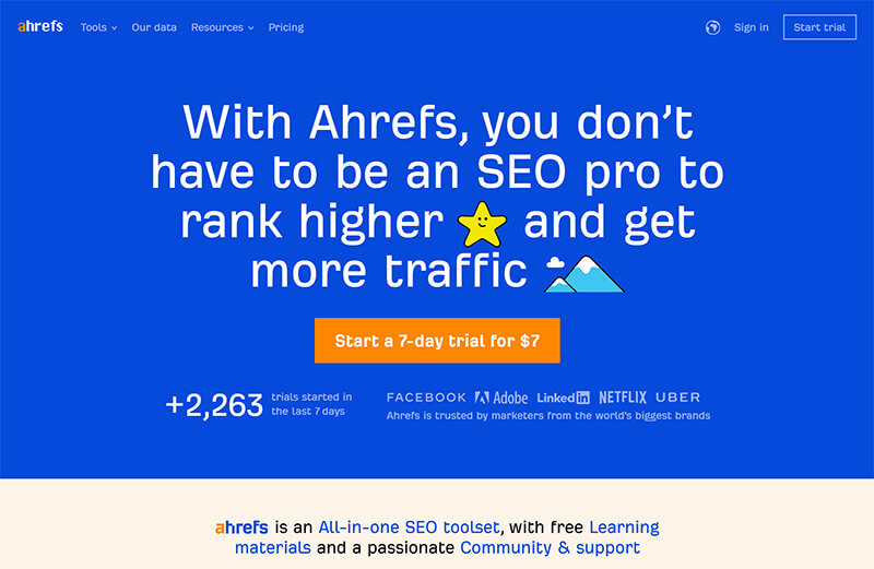 Ahrefs Review - Pro & Cons - Should You Use It?