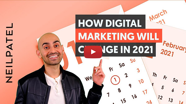 How Digital Marketing Will Change in 2021?