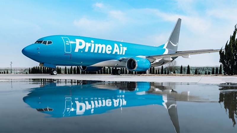 Amazon Just Bought a Bunch of Used Commercial Jets for the First Time to Expand Its Cargo Air Fleet
